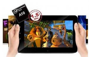 China Google Android 4.0 Touchpad Tablet PC With HDMI, Digital Camera, OTG Function on sale