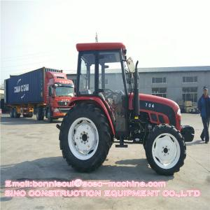 China Electric Farm Tractor Farm Equipment Modern Machines Used In Agriculture 100hp on sale