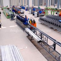 Automactic Ceiling Drywall Stud And Track Roll Forming Machine PLC Control System