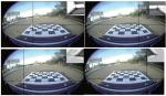 China 2D 360 Bird View Car Surround Camera System With Four - way DVR / HD Night Vision wholesale
