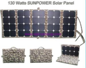 China Perfect for emergency *130W portable powerful solar charger on sale