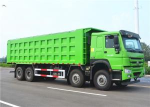 China Professional Mining Dump Truck 33 CBM/ 50t Howo Tipper Truck Stable Performance on sale