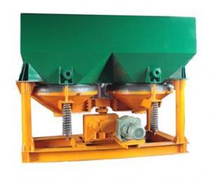 China Jigging machines/ Jigger/ gold placer Jigger on sale