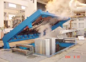 China Aluminum Billet Continuous Casting Machine Aluminum Extrusion Machine on sale