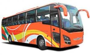 China SWB6120 12m Tourist Bus on sale