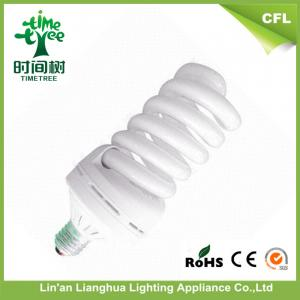 China Daylight 2700K Warm White Spiral Energy Saving Light Bulbs Fluorescent Tube E27 on sale