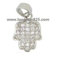 China boys and girls charm pendant, small silver charm on sale