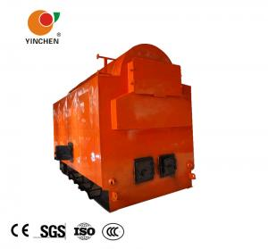 China Industrial Biomass Fired Steam Boiler 6 Ton 8 Ton 10 Ton Conveyor Feeding Mode on sale