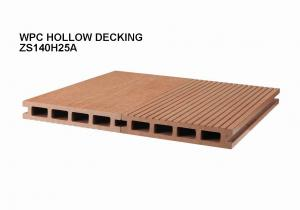 China HOT SALE SOLID WPC FLOOR ECO-FRIENDLY SOLID COMPOSITE DECKING ROTPROOF WPC DECKING on sale