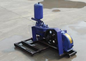 China Single Acting Triplex Mud Pump for Geological Survey / Agricultural Irrigation on sale
