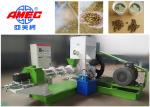 380v / 220v Fish Feed Extruder Floating Feed Machine 1000kg/H Stable Operation