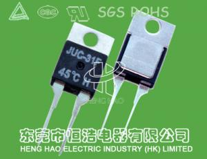 China KSD-01F bimetallic thermal switch temperature switch on sale