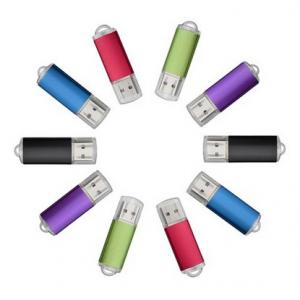 China Red Blue Purple OTG Pocket USB Thumb Drive Classic Swivel Plastic For Mobile Phone on sale