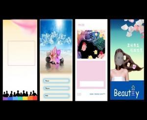 China OK3D hot sales pp pet materical flip 3d bookmarks,3d bookmarks wholesale,3d lenticular bookmark,lenticular bookmarks on sale
