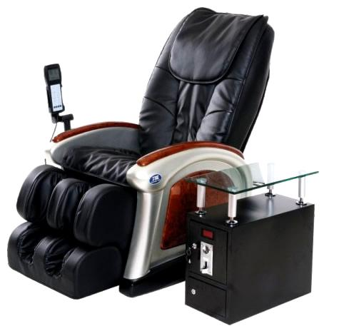 Coin operated massage chair massage chair coin massage for Chair massage dc