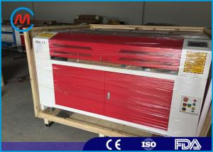 China Servo Motor Industrial CO2 Laser Cutting Machine With RF Metal Laser Tube on sale