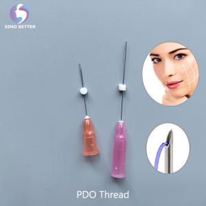 China Absorbable Mono Thread Lift Skin Tightening Screw Monofilament Thread on sale