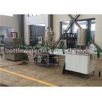 Milk / Juice / Coconut Water Canning Machine / Beverage Can Filling Machine