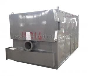 China Solid Fuel Fired Hot Air Boiler on sale