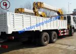 25 Ton Van Heavy Cargo Truck 6x4 Traction Type for Goods Transportation