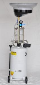 China Low Pressure Pneumatic Waste Oil Extractor Drainer Vacuum Oil Pump 90L Tank on sale