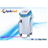 China Medical Diode Laser Hair Removing Laser Machine 810nm 10 - 400ms Pulse Width on sale