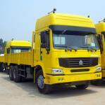 SINOTRUK HOWO Cargo Truck 336HP Euro II 20-40Tons Model ZZ1257S4641V