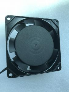 China 230V AC Cooling Industrial Ventilation Fans 3 Inch 80x80x25mm Ball Bearing 22W on sale