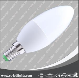 China long lifespan CE Rohs e27 5w led bulb light on sale
