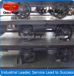MPC2-6 Flat Mining Wagon/mining rail flat car made in China