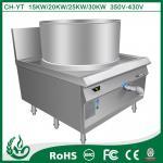 Energy-saving electric cooking boiler