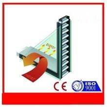 China Butyl Rubber Trim Seal Window Spacer Bar , Aluminium Glazing Bars For Glass on sale