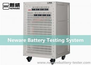 China 8 Channels Battery Capacity Tester 10V / 40A DCIR and Pulse Testing on sale
