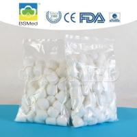China Embroidered Soft Touch Raw Cotton Wool For medical examination on sale