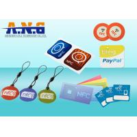Customize NFC Sticker tags S50 ISO 14443A tracked to a specific person/account