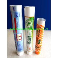 China Tubos flexibles de ABL Toothpast on sale