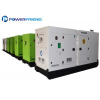 440kva IVECO Diesel Generator Original Italy Motor Stamford Alternator Soundproof