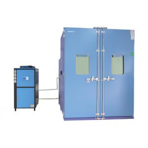 China Products Panelized Walk-in Chamber Use Urethane-Foam Panels That Lock Together With Cam Latches on sale