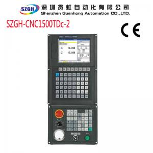 Quality Vertical CNC Machine Controllers 2 Axis Retrofit Lathe Machinery Numerical Control for sale