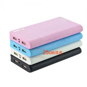 China 20000 mah Big wallet power supply on sale
