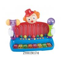China Lovely clown electronic organ , Musical instrument on sale