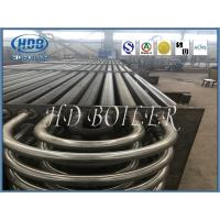 China Sprial Double H Finned Tube Heat Exchanger Energy Saving For Boiler Parts on sale