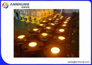 LED Inset Helipad Landing Lights / Heliport Lighting FATO