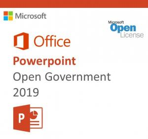 China 1 Installation Microsoft Office 2019 Product Key Support Windows 10 Operating Systems on sale