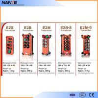 Single Speed Wireless Hoist Remote Control / Industrial Wireless Remote Controller