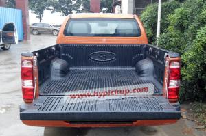 Quality tundra 2014 1631*1586*562mm pickup bedliner for sale