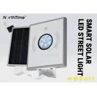 Wireless, Waterproof, PIR Sensor All - In - One Solar Powered LED Street Lights