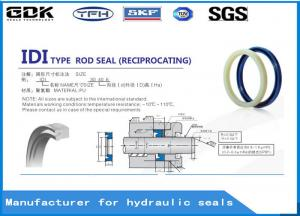 China High Precision Hydraulic Cylinder Rod Seal IDI ISI Rod Seal Hydraulic U Cup Seals on sale