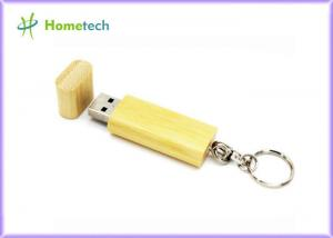 China Keychain Wooden USB Flash Drive 64GB 32GB Pen Drive Pendrive Specialized Logo / usb memory stick on sale