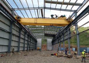 China Precast Design Light Steel Structure Building Prefabricated Steel Structure Warehouse on sale